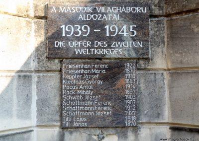 Etyek II. világháborús emlékmű 2019.03.23. küldő-Bóta Sándor (5)