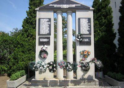 Fábiánháza II. világháborús emlékmű 2014.08.04. küldő-kalyhas (2)