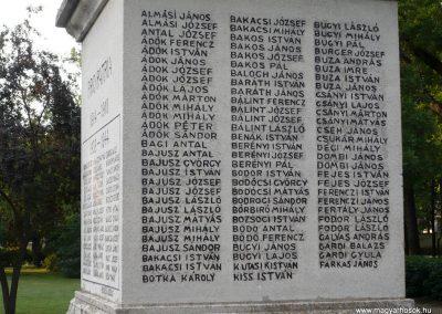 Földeák világháborús emlékmű 2014.05.24. küldő-Sümec (6)