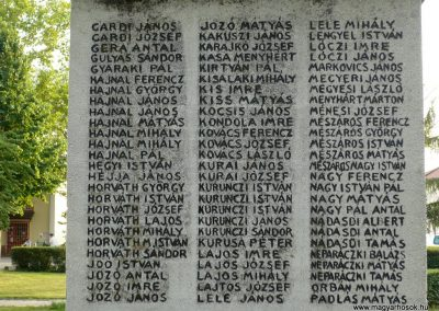 Földeák világháborús emlékmű 2014.05.24. küldő-Sümec (8)