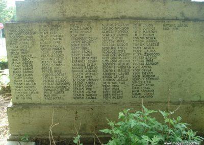 Földes I.vh emlékmű 2009.05.16.küldő-Huszár Peti (3)
