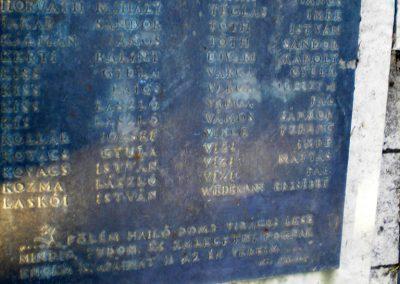 Fülöpszállás világháborús emlékmű 2007.05.30. küldő-Gabi 22 (13)