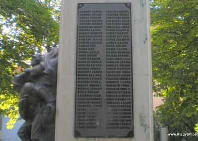 Fülöpszállás világháborús emlékmű 2007.05.30. küldő-Gabi 22 (4)