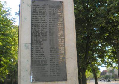 Fülöpszállás világháborús emlékmű 2007.05.30. küldő-Gabi 22 (6)