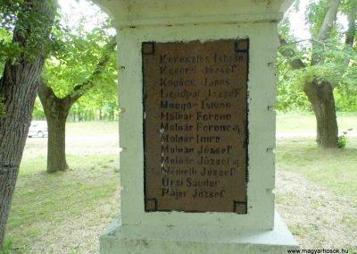 Füle I. világháborús emlékmű 2015.06.19. küldő-Méri (3)