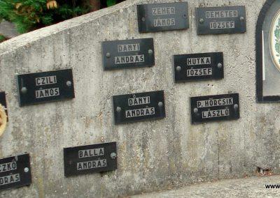 Füzérradvány világháborús emlékmű 2012.06.08. küldő-megtorló (3)