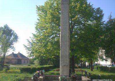 Füzesgyarmat világháborús emlékmű 2008.04.14.küldő- egy magyar anya (5)
