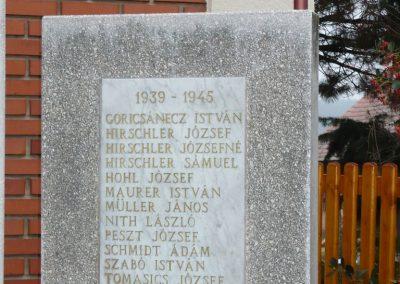 Fűzvölgy világháborús emlékmű 2009.01.01.küldő-Sümec (3)