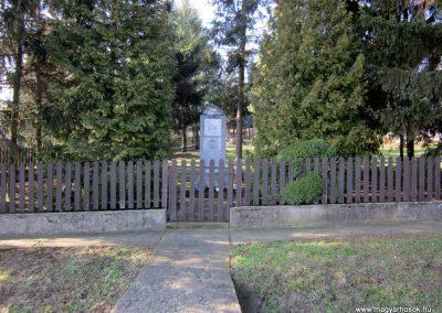 Fancsal világháborús emlékmű 2014.02.16. küldő-kalyhas