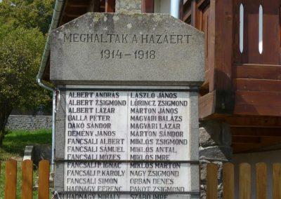 Farkaslaka I.vh emlékmű 2009.08.23.küldő-Ágca (2)