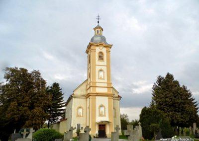 Farnad, római katolikus templom.