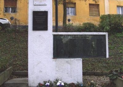Fehérvárcsurgó II.vh.emlékmű 2006.11.19. küldő-Krisztián József