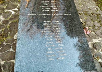 Felbár világháborús emlékmű 2014.12.21. küldő-Méri (6)