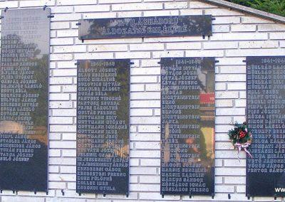Felcsút világháborús emlékmű 2012.06.23. küldő-Méri (2)