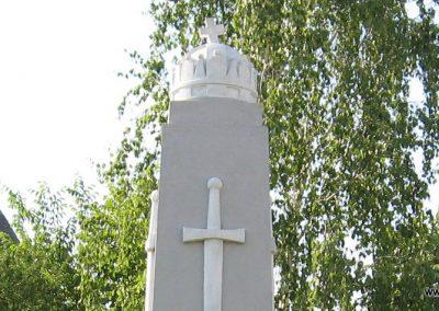 Feldebrő I.vh emlékmű 2007.06.11. küldő-kalyhas (1)