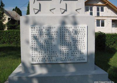 Feldebrő I.vh emlékmű 2007.06.11. küldő-kalyhas (3)