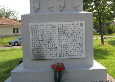 Feldebrő I.vh emlékmű 2007.06.11. küldő-kalyhas (5)