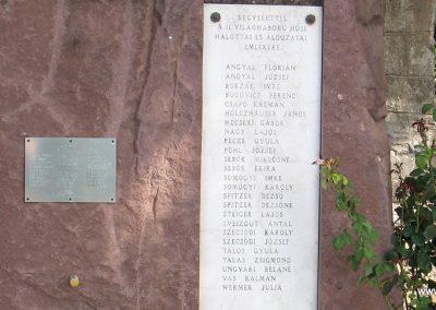 Felsőörs II. világháborús emlékmű 2007.08.25. küldő-Bóta Sándor (2)