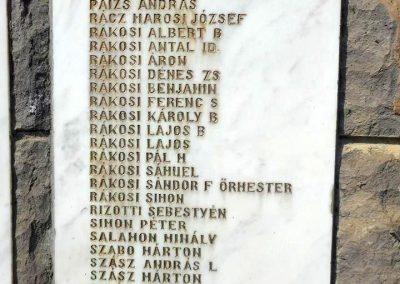 Felsőcsernáton világháborús emlékmű 2018.08.26. küldő-Fehér Mónika (3)