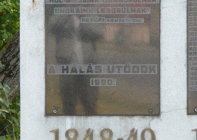 Felsődobsza világháborús emlékmű 2009.05.28.küldő-Gombóc Arthur (1)