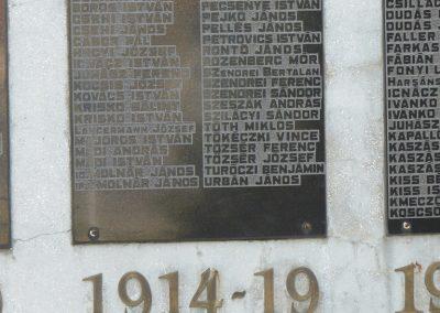 Felsődobsza világháborús emlékmű 2009.05.28.küldő-Gombóc Arthur (2)