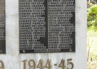 Felsődobsza világháborús emlékmű 2009.05.28.küldő-Gombóc Arthur (3)