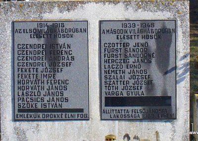 Felsőjánosfa világháborús emlékmű 2008.02.19. küldő-HunMi (3)