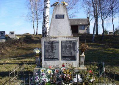 Felsőjánosfa világháborús emlékmű 2008.02.19.küldő-HunMi (1)