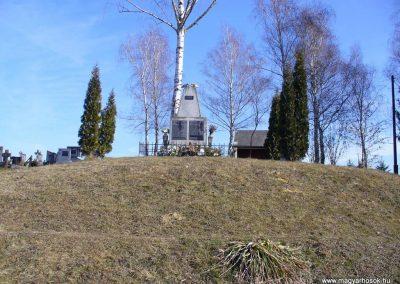 Felsőjánosfa világháborús emlékmű 2008.02.19.küldő-HunMi