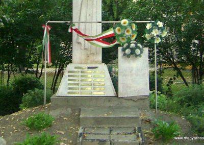 Felsőnyék II.vh emlékmű 2011.08.24. küldő-Bagoly András (2)