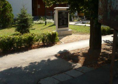 Ferencszállás világháborús emlékmű 2012.07.12. küldő-Sümec