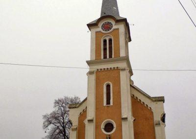 Fertőendrédi templom