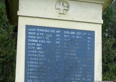 Fertőszentmiklós I. világháborús emlékmű 2013.12.17. küldő-Méri (6)