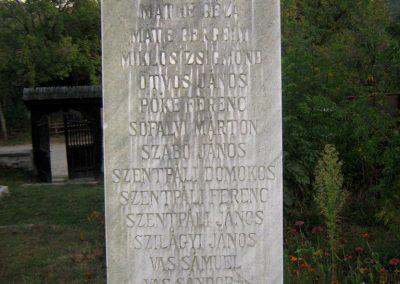 Firtosmartonos világháborús emlékmű 2011.09.20. küldő-Mónika39 (3)