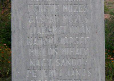 Firtosmartonos világháborús emlékmű 2011.09.20. küldő-Mónika39 (6)