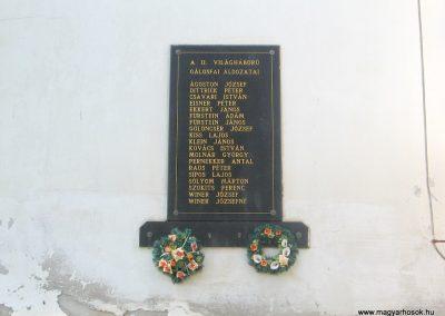 Gálosfa II.vh emléktábla 2011.04.23. küldő-kalyhas (3)