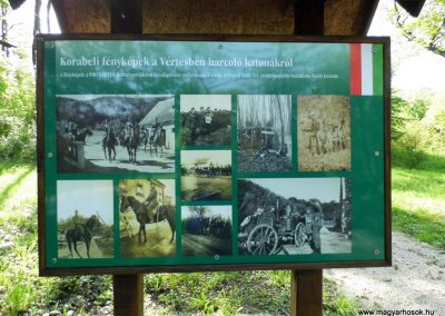 Gánt-Vérteskozma II. világháborús emlékmű 2014.04.27. küldő-Méri (2)