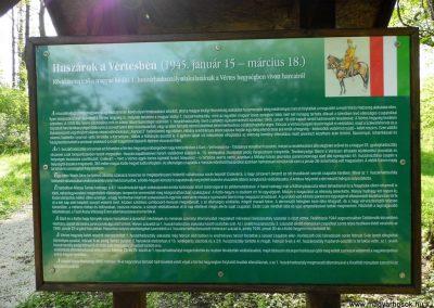 Gánt-Vérteskozma II. világháborús emlékmű 2014.04.27. küldő-Méri (6)