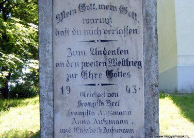 Gánt-Vérteskozma II.világháborús emlékek 2012.06.16. küldő-Méri (2)