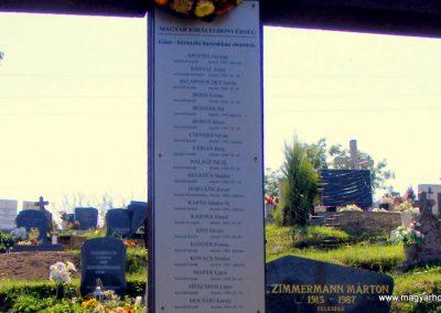Gánt, temető II.világháborús emlékek 2012.06.17. küldő-Méri (2)