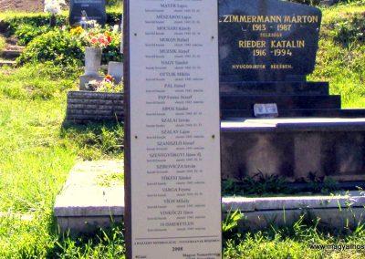 Gánt, temető II.világháborús emlékek 2012.06.17. küldő-Méri (3)