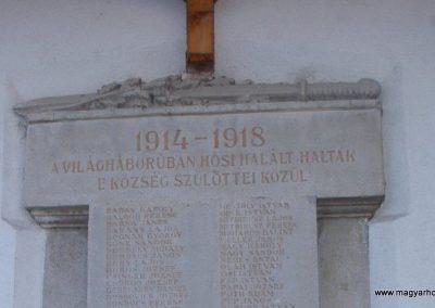 Gárdony I.világháborús emlékmű 2012.06.30. küldő-Méri (2)
