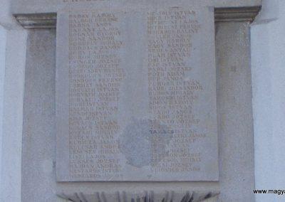 Gárdony I.világháborús emlékmű 2012.06.30. küldő-Méri (3)