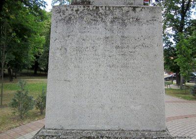 Gávavencsellő - Gáva I. világháborús emlékmű 2014.06.23. küldő-kalyhas (8)