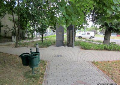 Gávavencsellő - Gáva II. világháborús emlékmű 2014.06.23. küldő-kalyhas (1)