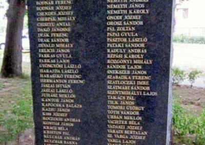 Gávavencsellő - Gáva II. világháborús emlékmű 2014.06.23. küldő-kalyhas (6)