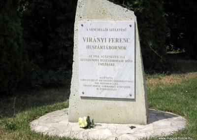 Gávavencsellő - Vencsellő világháborús emlékmű 2014.06.23. küldő-kalyhas (3)