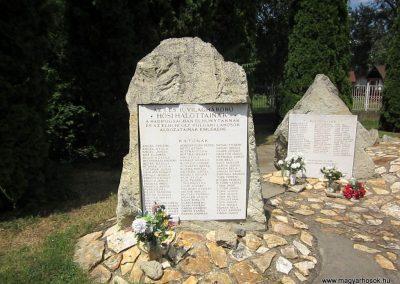 Gávavencsellő - Vencsellő világháborús emlékmű 2014.06.23. küldő-kalyhas (4)