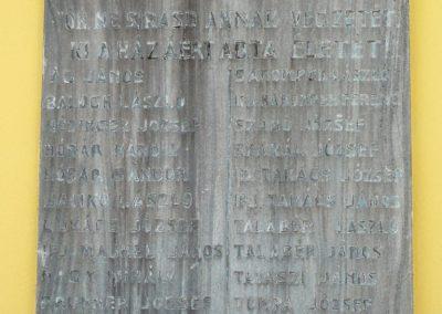 Gétye I. világháborús emléktábla 2013.05.10. küldő-Sümec (3)