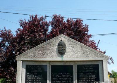 Gétye világháborús emlékmű 2013.05.10. küldő-Sümec (3)